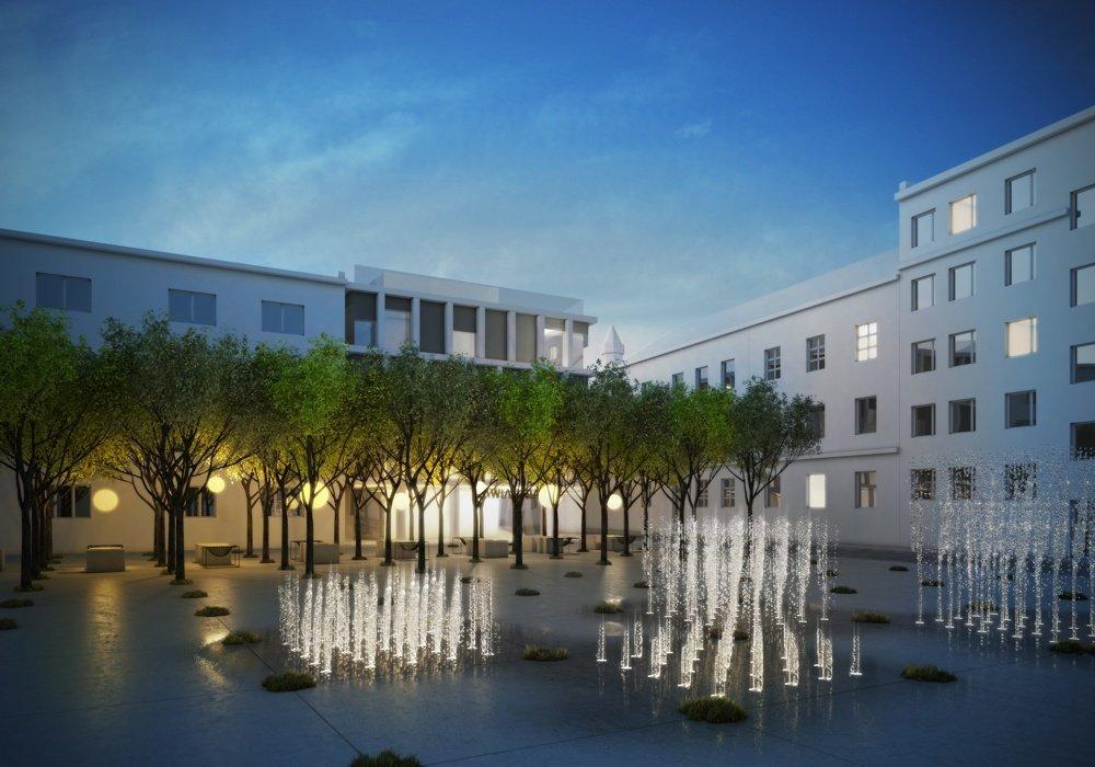 plac św. sebastiana - opole